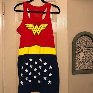 Wonder Woman Cosplay Dress Hot Topic DC Comics